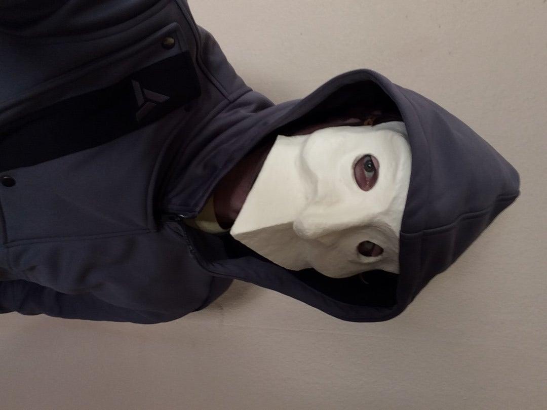 Make a Bauta Mask