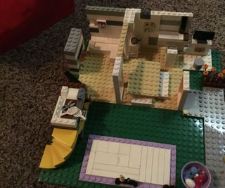 A Lego Set That I Made