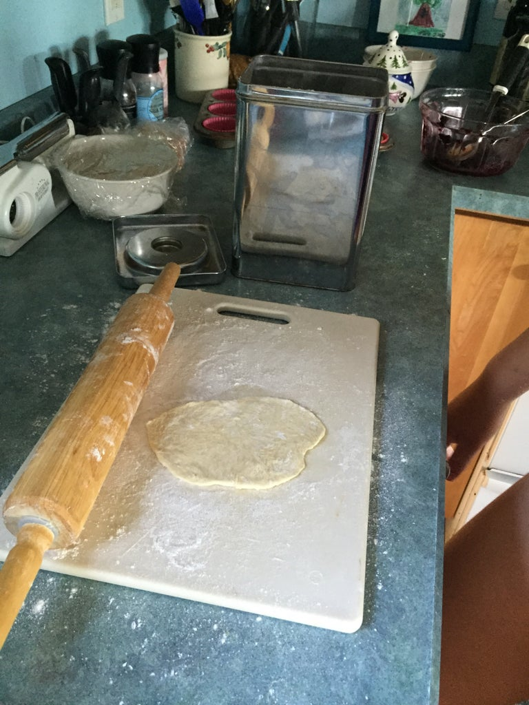 Making the Crusts