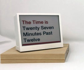 Make Your Own MQTT EInk Display for Time, News and Environmental Data