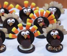 Oreo Turkeys
