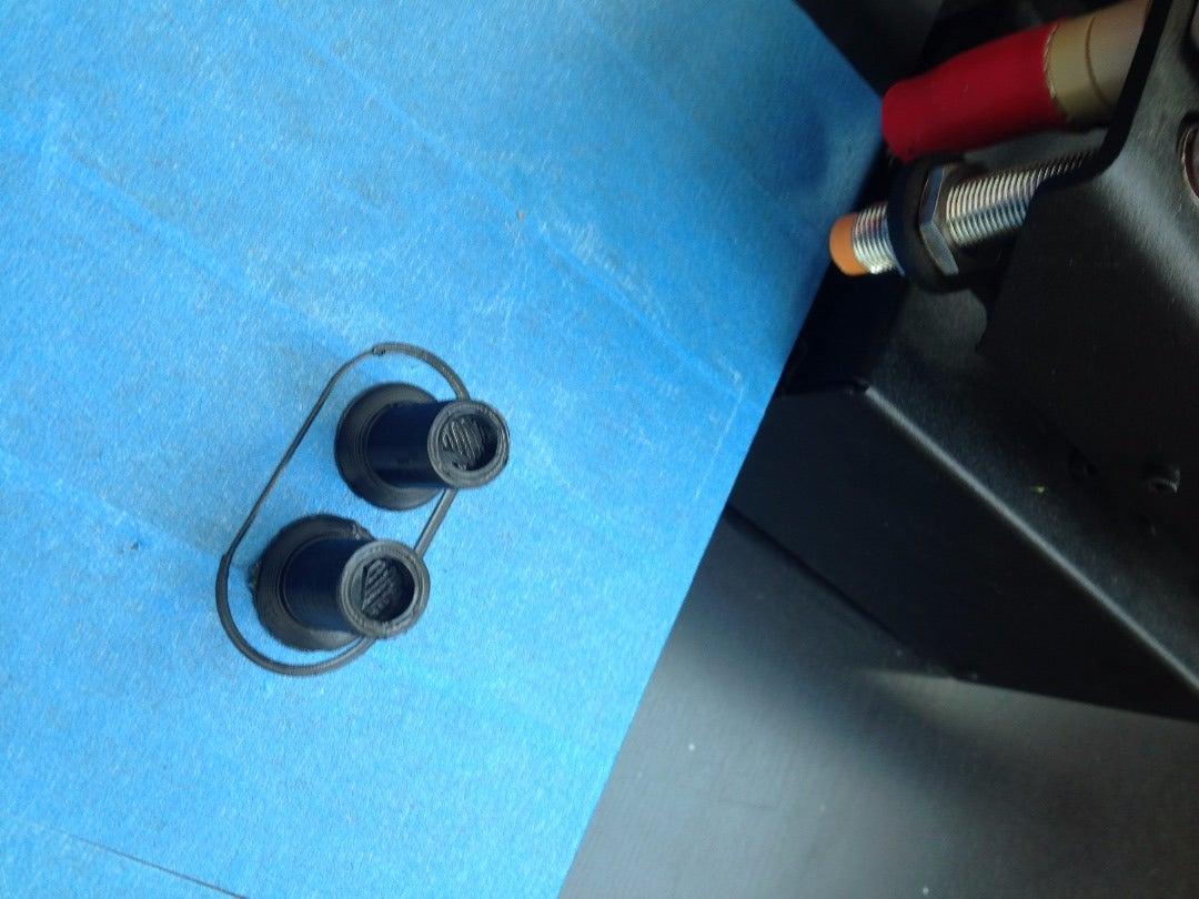 3D Printing the Direction Changer Magnet Holder