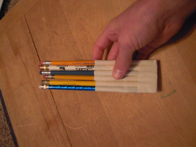 Pencil Pockets