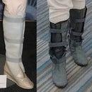 Hoth Leia Boots