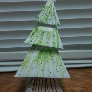 Makedo Cardboard Christmas Tree: 2018 UPDATE