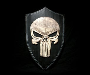 How to Make a Wooden Shield