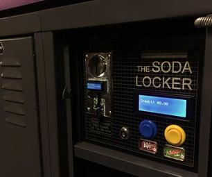 The Soda Locker - Vending Machine
