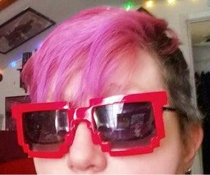 Custom Clip-on Sunglasses With Sugru
