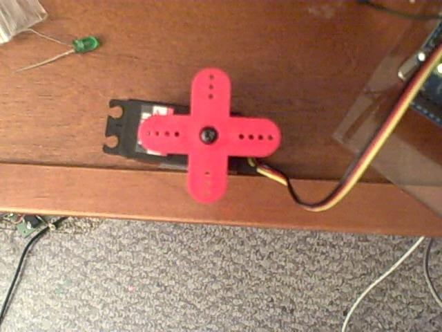 control arduino using joystick