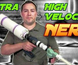 DIY High Powered PVC Air Gun