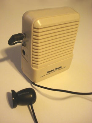 Portable EMF Reader