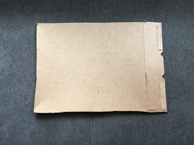 Cardboard Mandrel