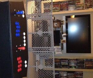USB MAME Arcade Controller