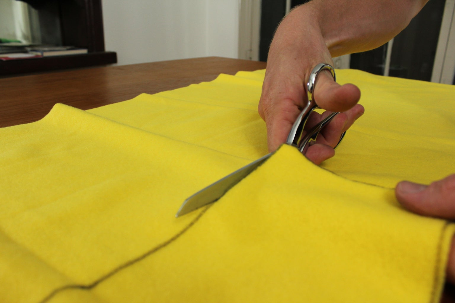 The Chest, Tracing and Cutting