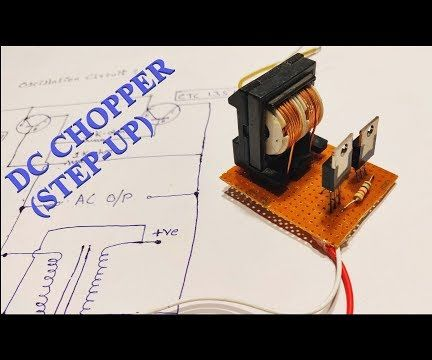 DC to DC Boost Converter DIY || How to Step-up DC Voltage Easily