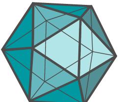Python - Volume of Icosahedron (20-sided Sphere)