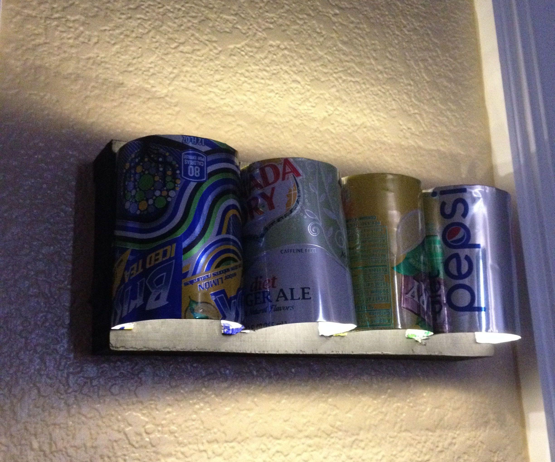 Soda Can Lights