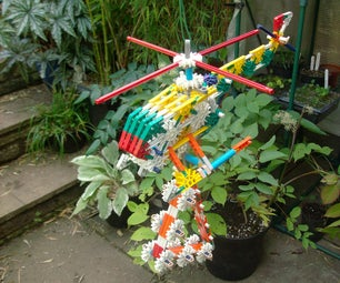 K'nex - James Bond - Helicopter With Saws Instructions
