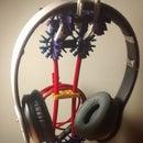 K'nex headphone stand