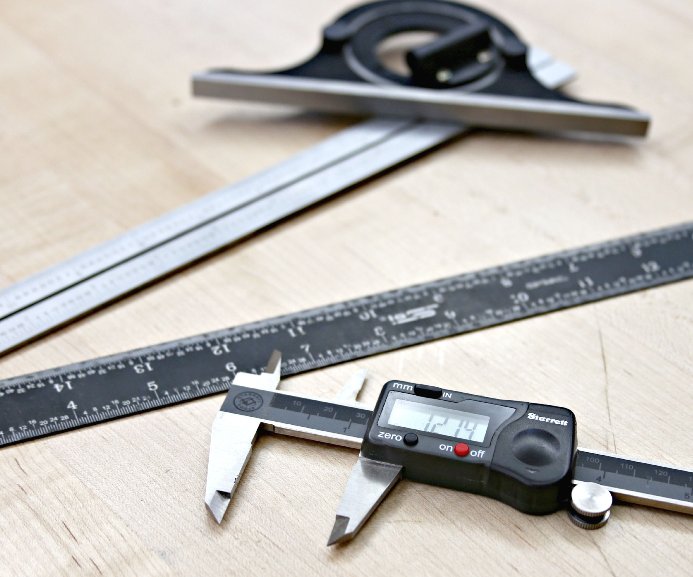 How to Measure Things without a Ruler