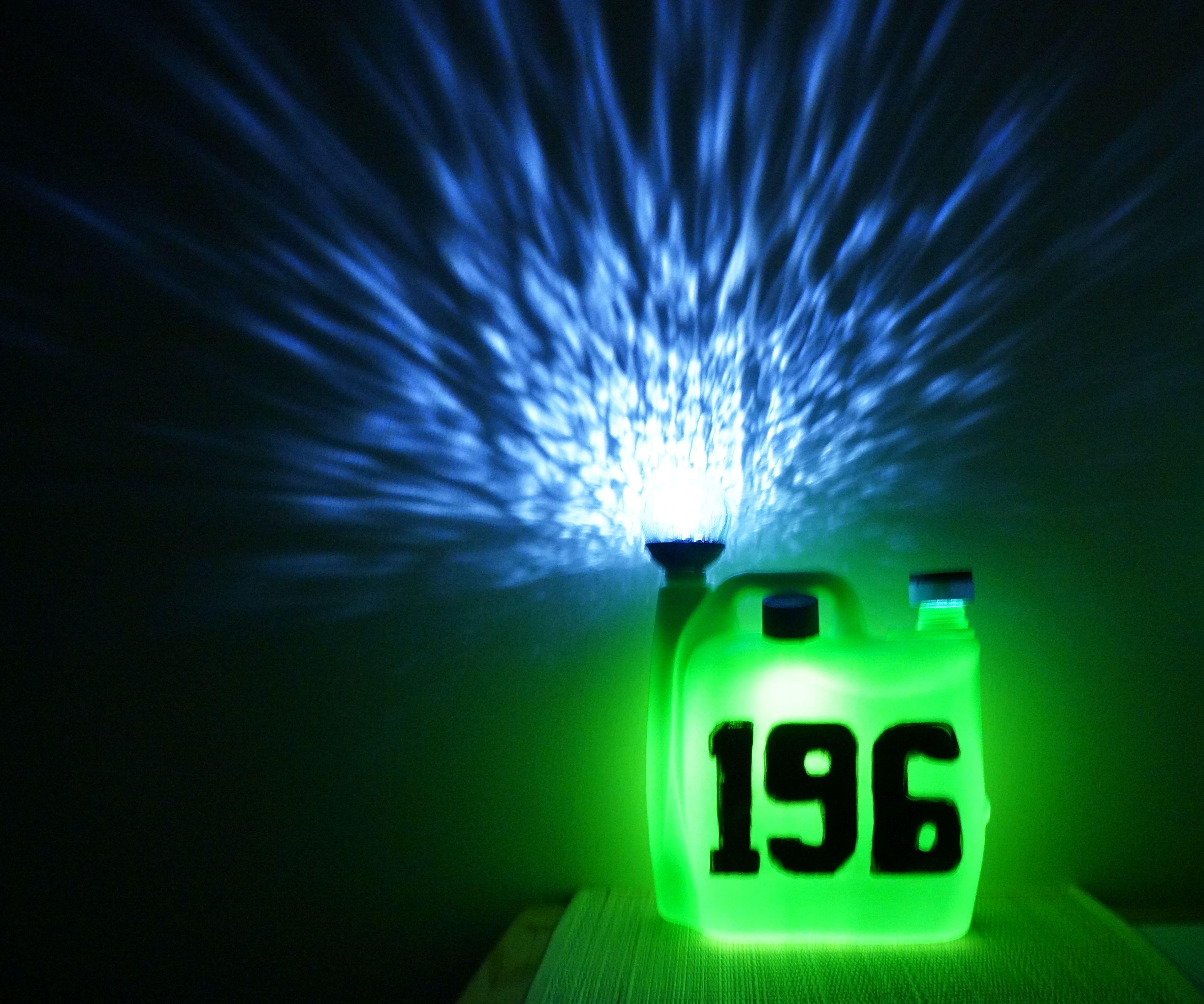 DIY Solar Address Numbers