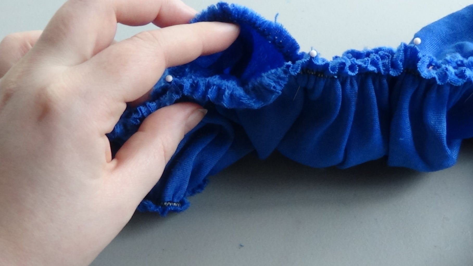 Sew the Tiers Together!