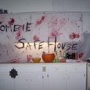 Zombie Halloween Banner