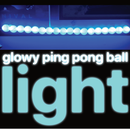 Rainbow Ping Pong Ball Light