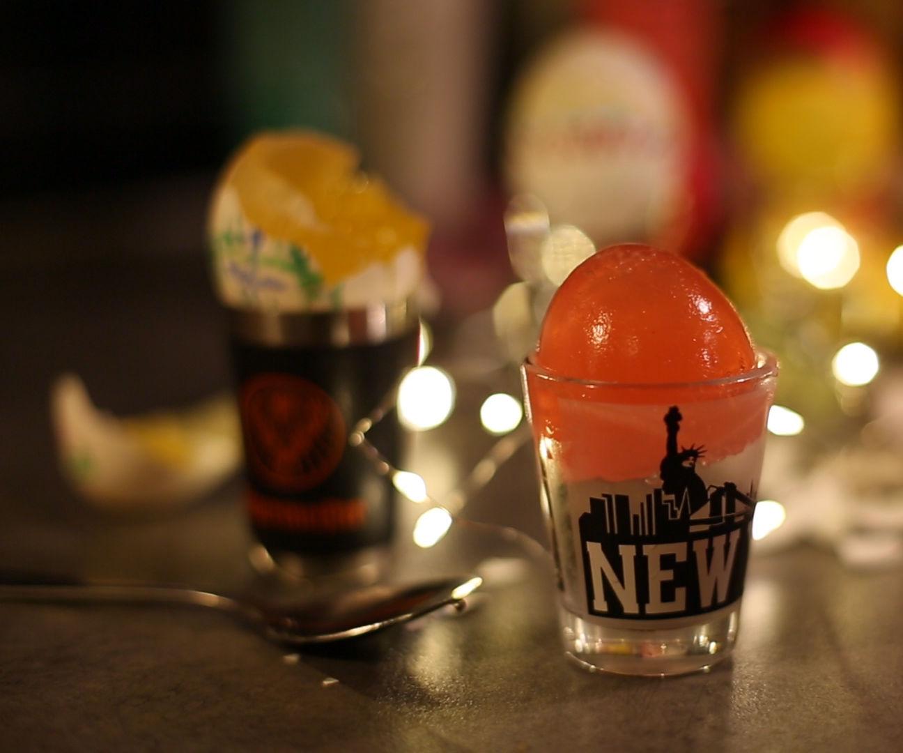 Easter Egg Jello Shots