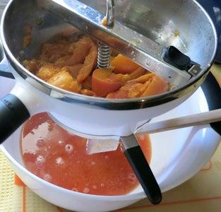 Cook Peach Butter