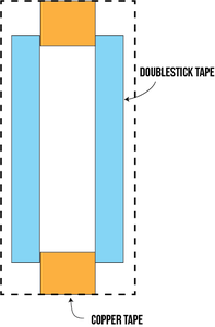 Step 3--Doublestick