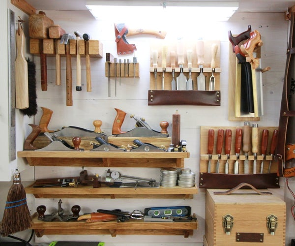 Making a Tool Wall