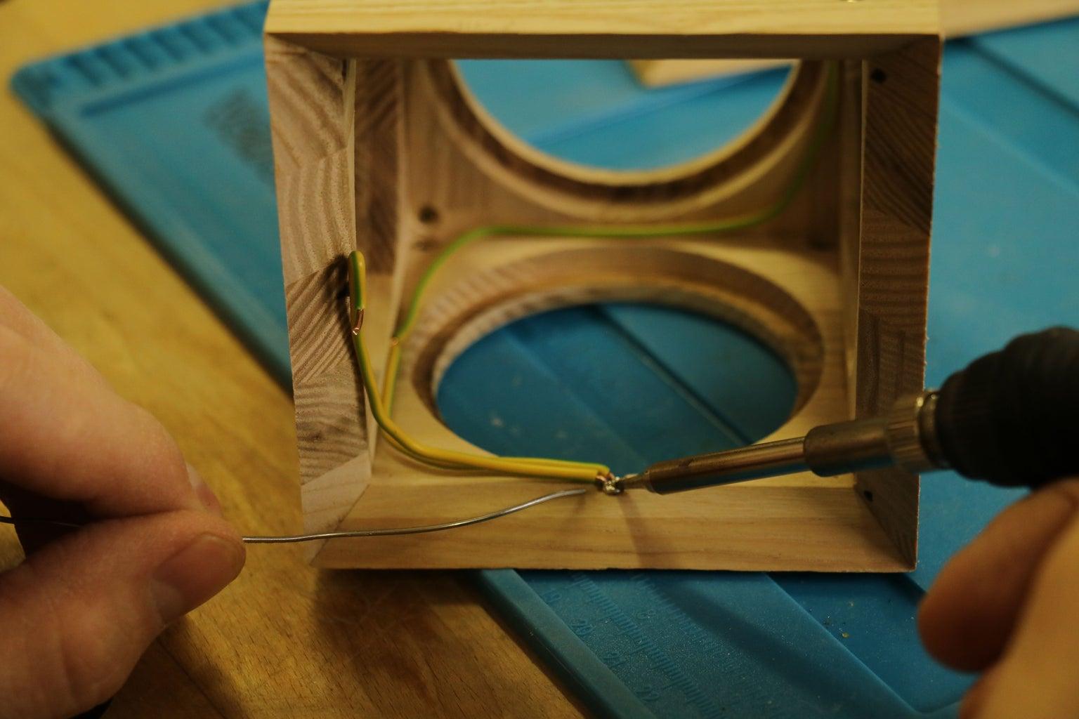 Wire Preparing & Pre-soldering