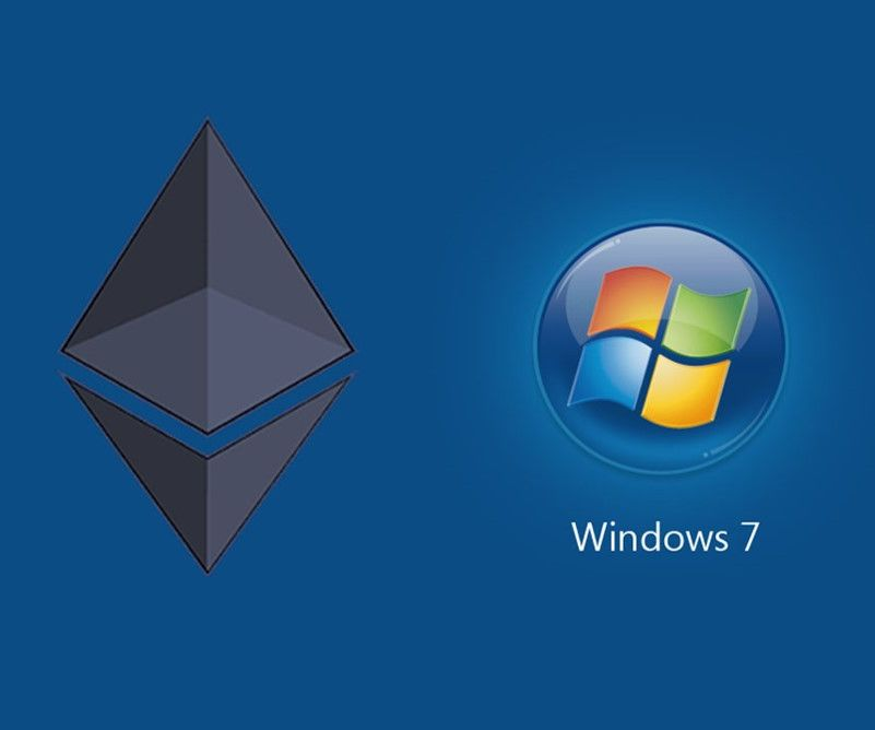 Ethereum Mining On Windows 7 6 Steps Instructables