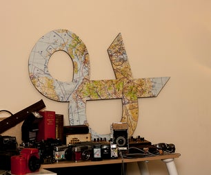 Giant Map Ampersand