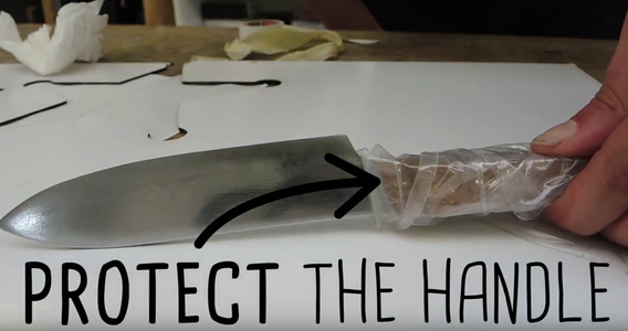 Protect Your Handle