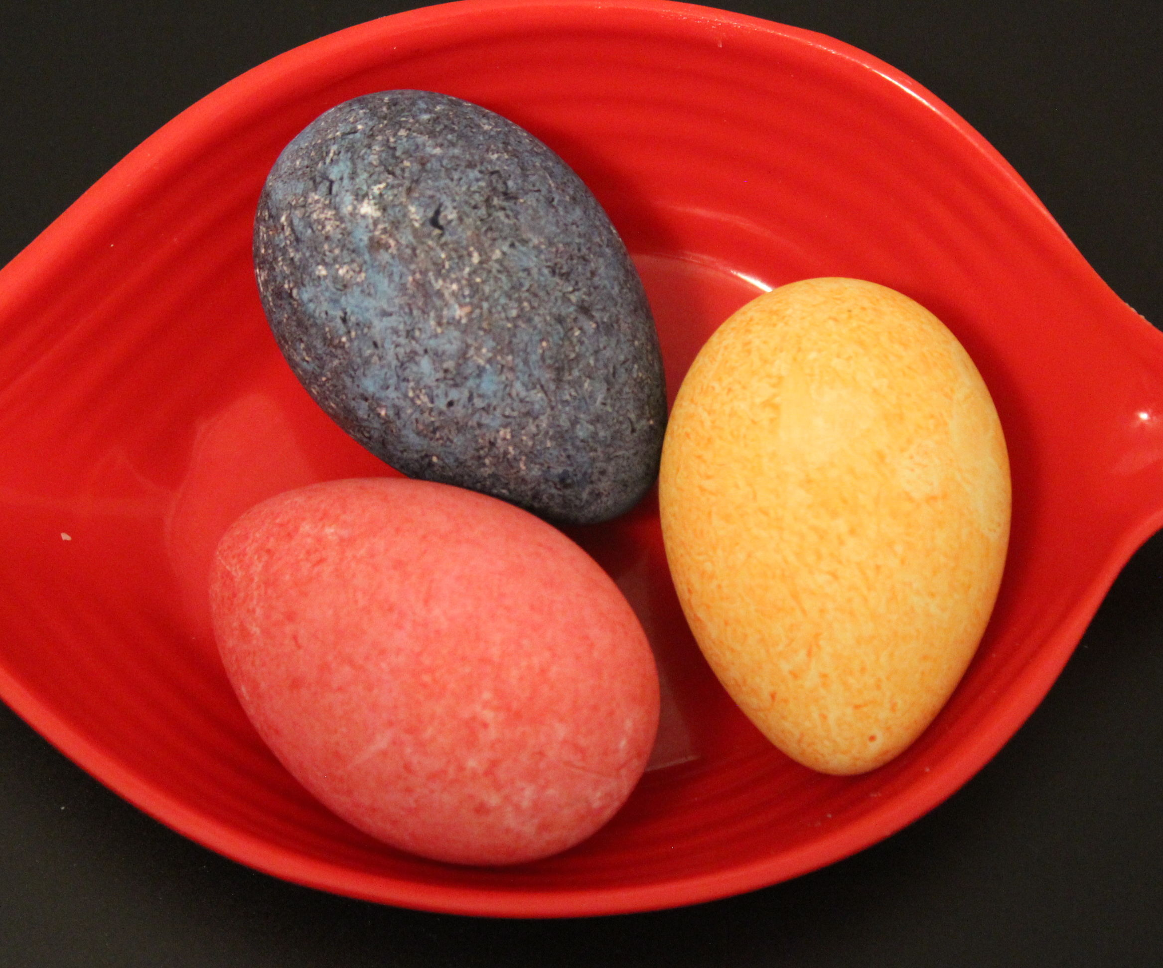 DIY - Easter Egg Dyeing With Rice
