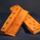 How to make a Viking Age wooden comb