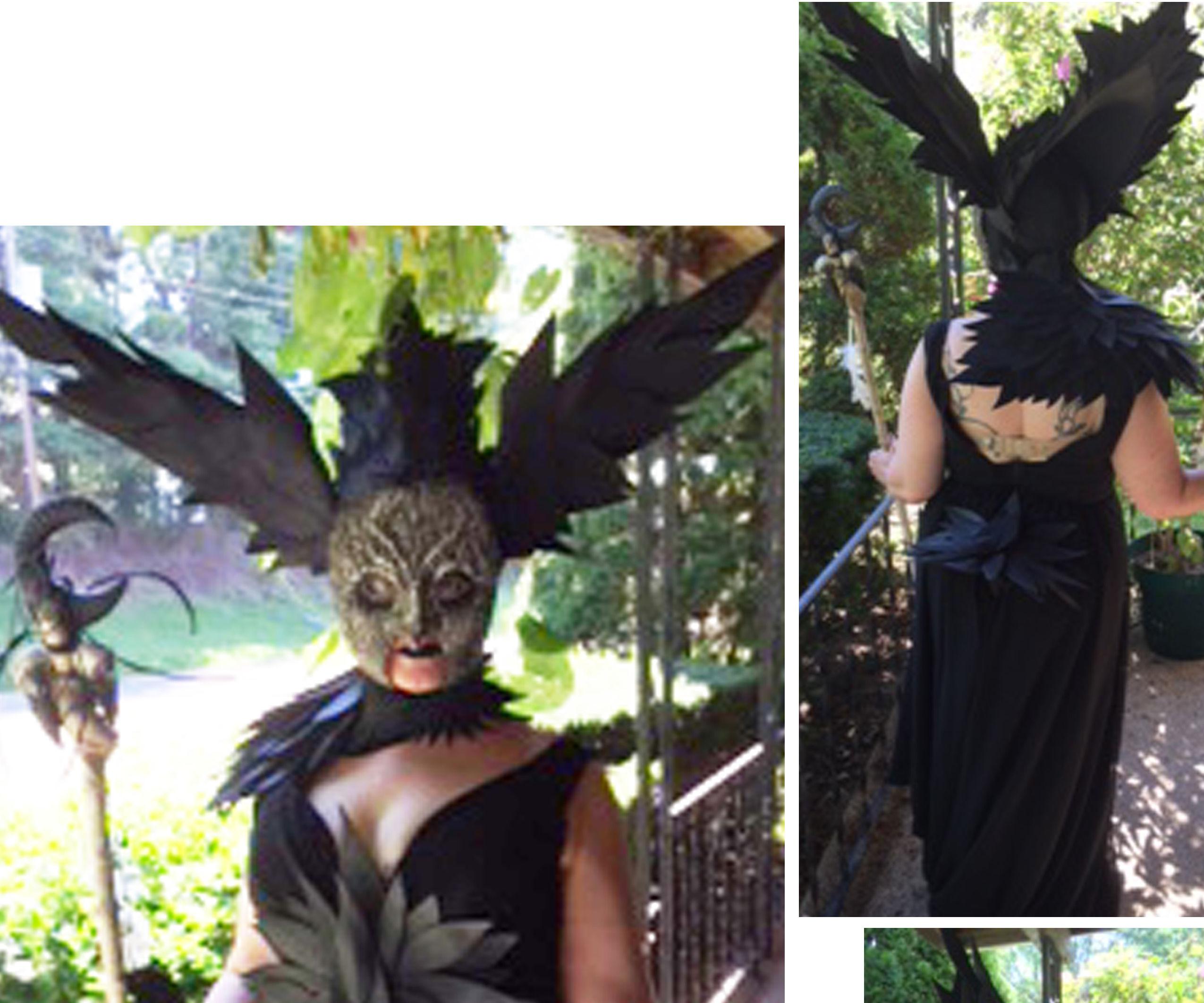 Crowaxia the Murder Queen