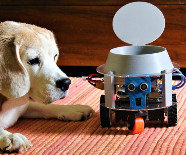Arduino and Raspberry Pi Powered Pet Monitoring System