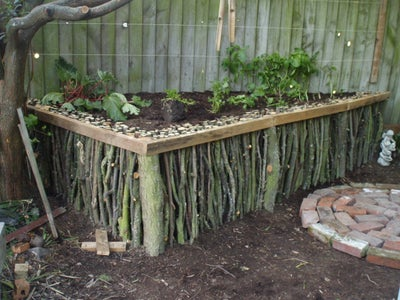 Fill in With Soil and Plant