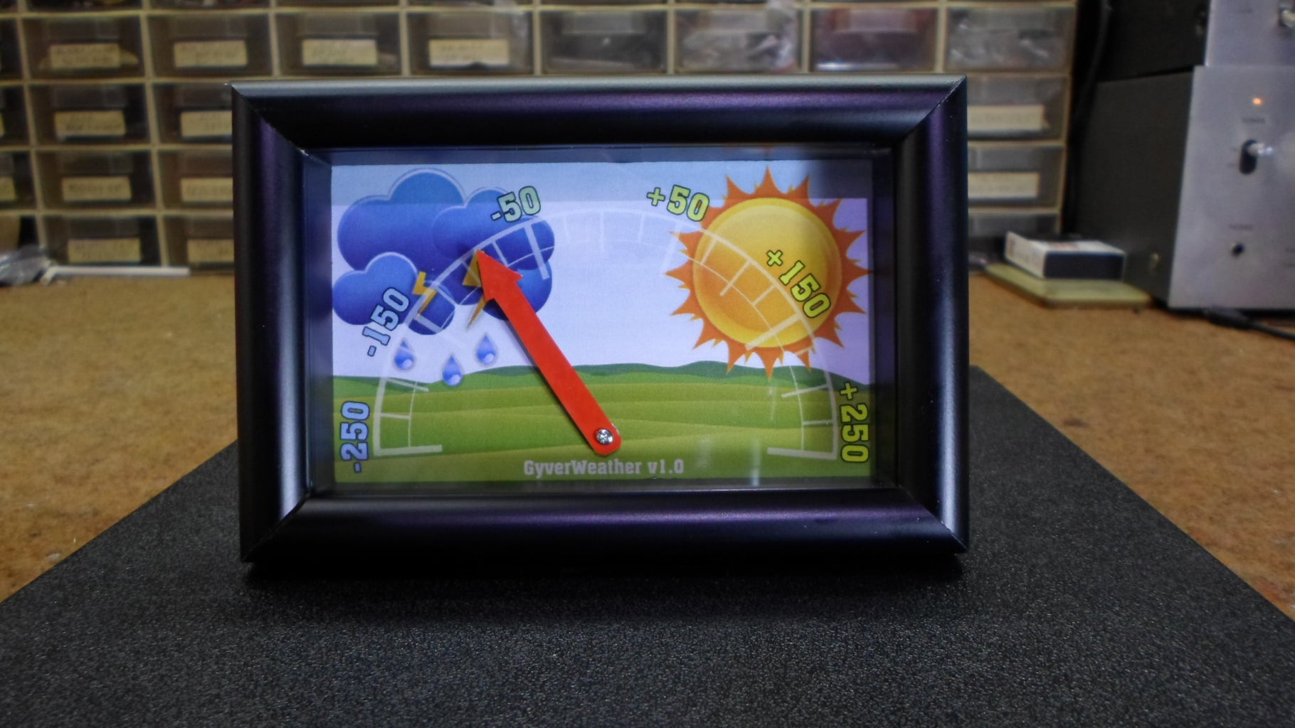 DIY Simple Arduino Weather Forecaster