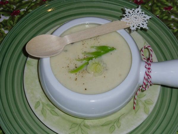 Holiday Potato Soup