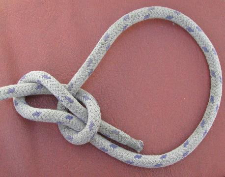 How to tie various knots