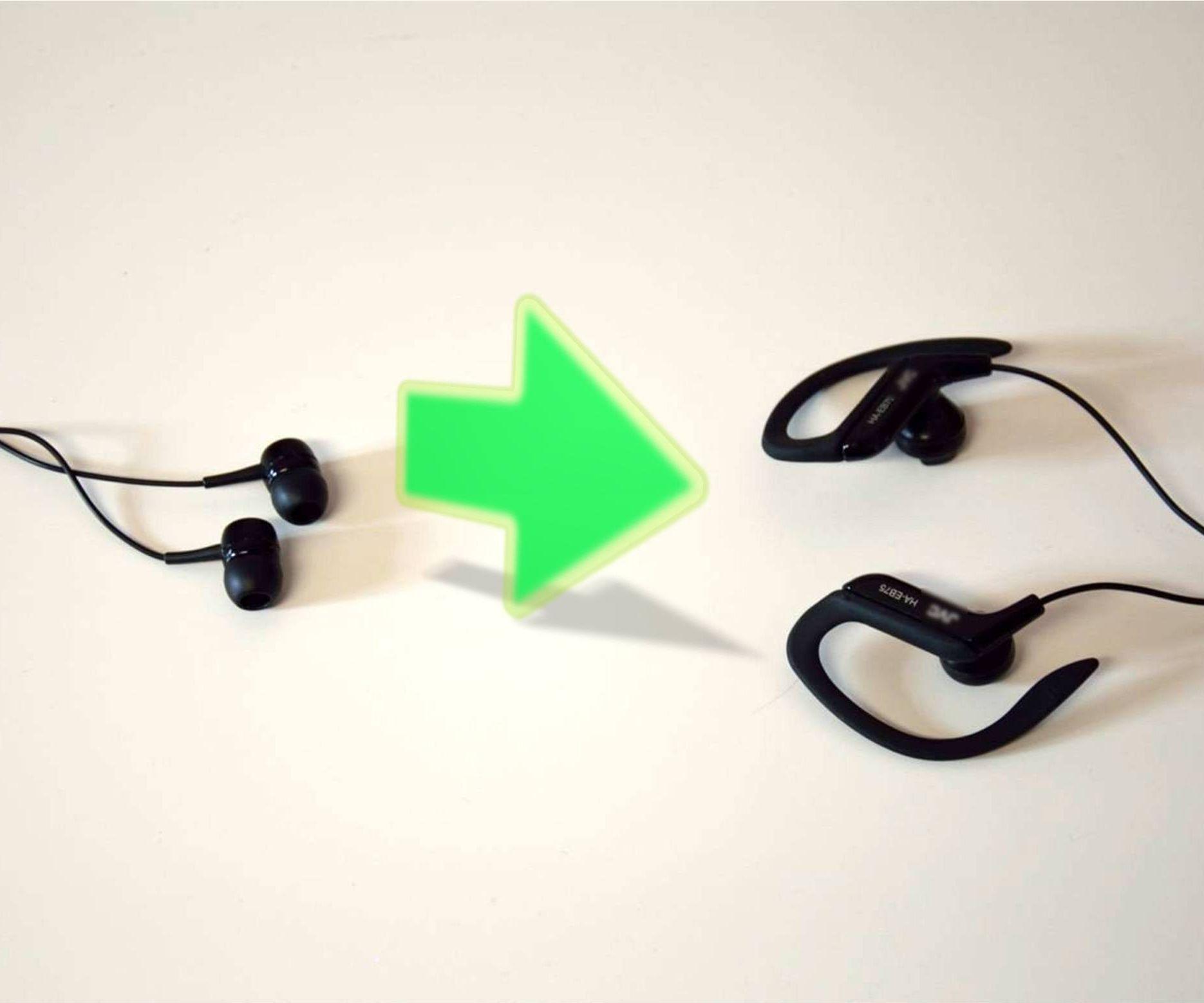 earbuds upgrade