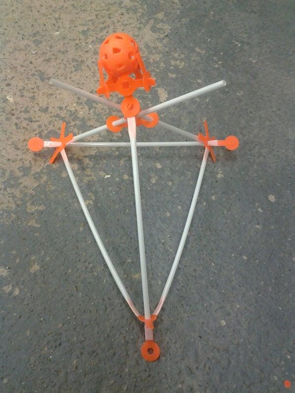 Strawbees Catapult