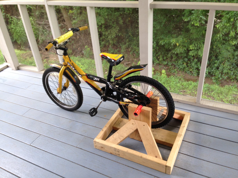 Stationary Bike Stand for Kids