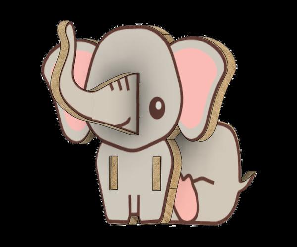 KIDS ELEPHANT