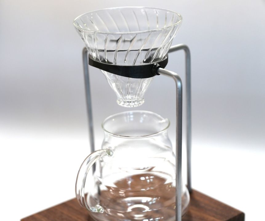 Pour Over Coffee Stand - Warm Up