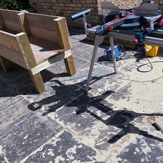 DIY Raised Bed Planter